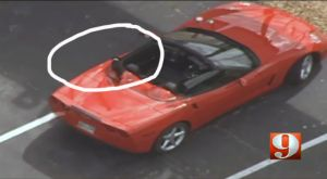 Valet Company Plays Out Ferris Bueller With C6 Corvette Convertible