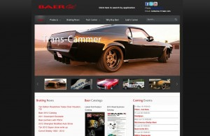 Baer Brakes Launches Their New User-Friendly Website