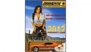 Maradyne High Performance Fans Offers Their New 2012 Catalog