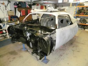 A 71 Firebird 455 Project From Down Under Goes Green