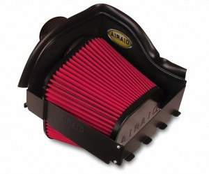New AIRAID Air Intake System with 1600cfm Filter for EcoBoost F-150s