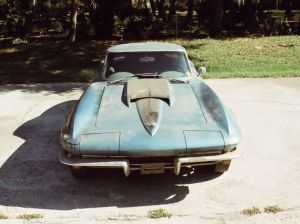 eBay Find of the Day: Neil Armstrong's '67 Corvette