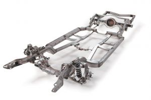 Art Morrison Releases GT-Sport Chassis for '64-67 A-bodies