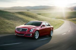 GM Prices Cadillac ATS From $33,990, Undercutting  BMW 3-Series