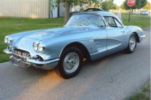 Tips on Buying Your Own Classic Corvette