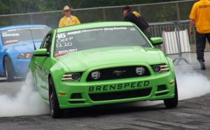 Brenspeed Wins 3rd NMRA Race In A Row With 2013 'Stang