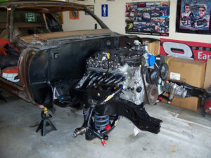 Building A Pro-Touring Z28 With LS Power