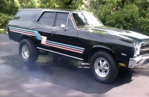 Video: I Love The 80s – One Sweet 1970 Chevelle Wagon