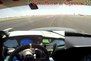 Video: Creations 'N' Chrome 2011 Mustang Boy Racer Hits 182 MPH