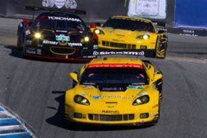 Corvette Racing Takes One-Two Win at Laguna Seca on Saturday