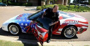 Tennessee D.A.R.E. Program Making Use of Seized C5 Corvette