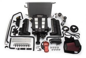 Edelbrock Offers E-Force Supercharger System For Chrysler 5.7L HEMIs