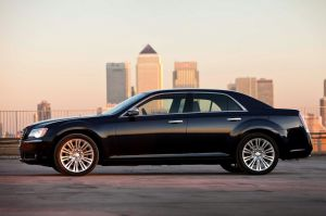 European Chrysler 300C Only Available With Diesel Engine
