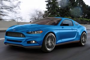 Inside Line Renders The 2015 Mustang: What Do You Think?