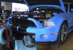 Video: 2013 GT500 Gets Tuned By John Lund