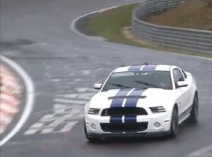 Video: 2013 Shelby GT500 Attacks The Nurburgring