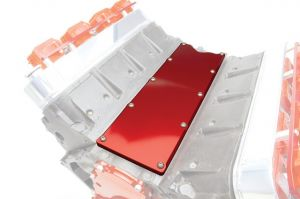Hamburger&#8217;s Performance Products Offers New LS Billet Valley Cover