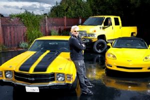 Guy Fieri to Pilot the '13 ZR1 Pace Car at the Indy 500