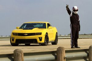 Video: Lingenfelter Camaro ZL1 Tops 200 MPH…The Rest of the Story