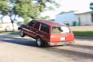 Part 1: The Greatest Wheelstands Performed On The Street