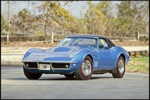 Chevys Dominate the Top Ten Sales at Mecum Spring Classic Auction