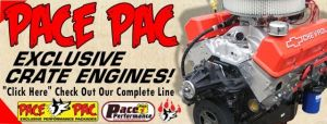 Share Your Love for Pace Performance on Facebook
