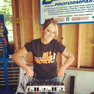 Stephanie's Power Shop is Back for Another Season with Proform