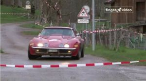 Video: C3 Corvette Takes on Swiss Rally Course