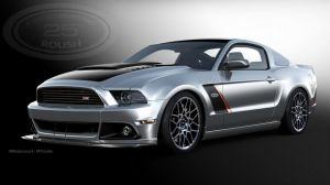 Update: Roush Teams Up With Ford Motorsports For One-Off Mustang