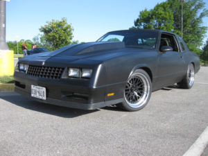 Getting The Full Monte On This '88 Monte Carlo SS