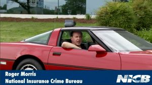 Video: National Insurance Crime Bureau Talks About Corvette Theft