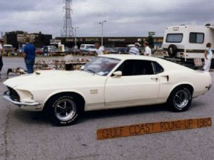 Rare 1969 Boss 429 Mustang Stolen