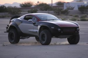 "Video: ""The List"" Builds an LS3 Local Motors Rally Fighter"