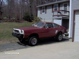 Craigslist Find: The Best Use For A '74 Mustang II