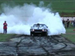 Video: Jaw-Dropping Second-Gen Camaro Burnout