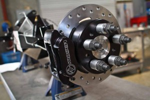 Installing Moser Engineering&#8217;s New Drag Brakes On Project BlownZ