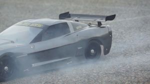 Video: An R/C 'Vette From FG Supply Tears Up The Track
