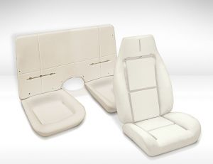 Classic Industries' Seat Foam Makes 3rd Gen Camaros  To Sit In