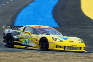Corvette Racing Has Productive Run at Le Mans Test Day