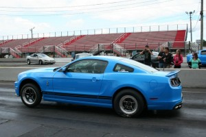 Video: &#8217;13 Shelby GT500 Runs 10.02 at 141 mph!