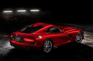 First Production 2013 SRT Viper Goes For $300,000