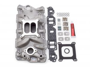 Edelbrock SBC Manifold Install Kits Make Swaps Simple