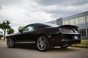 Roush Offering RS Package For 2011-13 V6 Mustangs