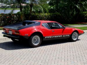 A '74 Pantera GTS Offered Up On eBay for $65K