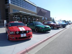 Super Sunday at the Goodguys Colorado Nationals Means Modern Muscle