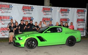 Video: Brenspeed Wins First NMRA Race With New 2013 Mustang