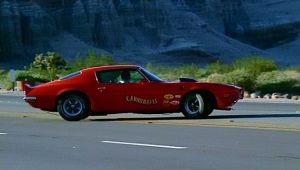 "Video: The Trans Am From The Film ""Cannonball"""