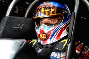 Gray Keeping Promise To Shake Up The Funny Car Status Quo