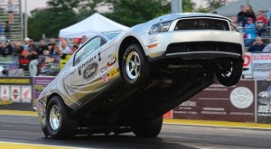 Video: SCS Racer Chris Holbrook's Monster Wheelstand In St. Louis