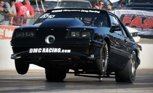 Andrew DeMarco First Over 200 MPH On 275 Drag Radials